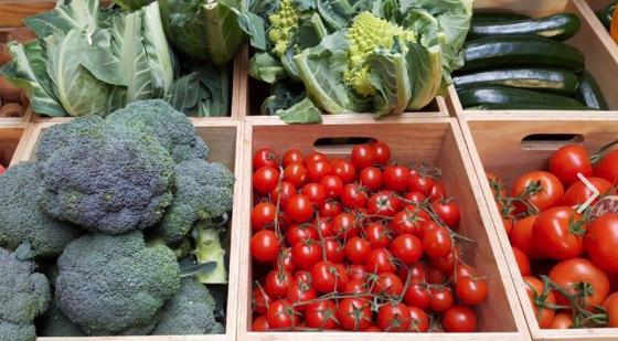 Broccoli tomato